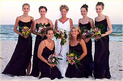 Destination wedding party - we can be there!
